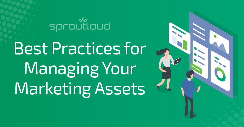 Practices for managing marketing assets