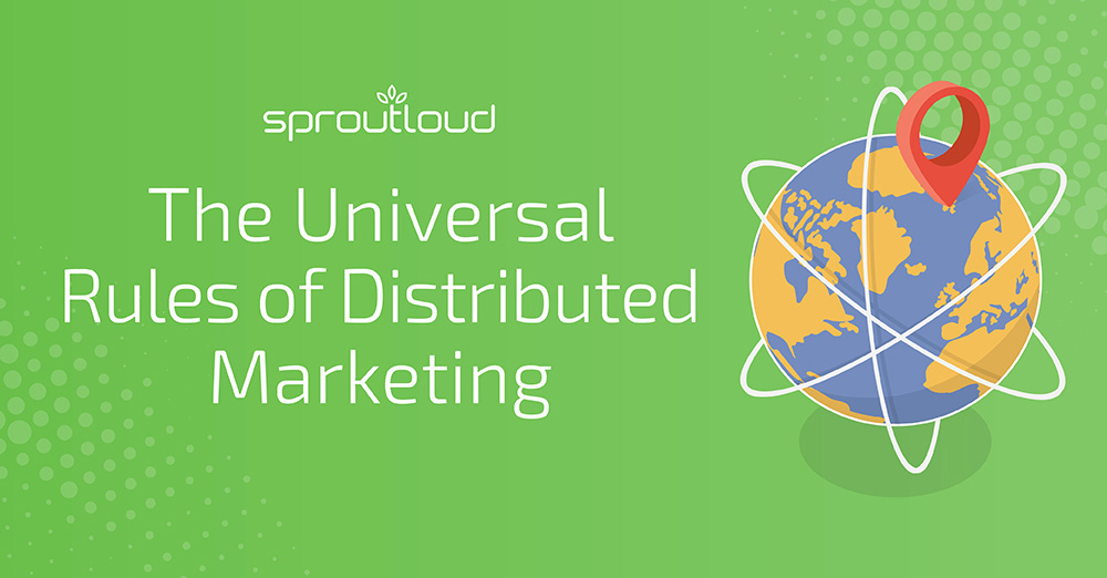 The Universal Rules of Distributed Marketing