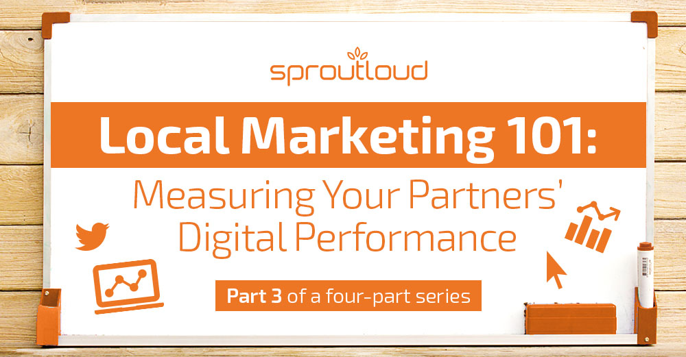 Measure your partners digital performance
