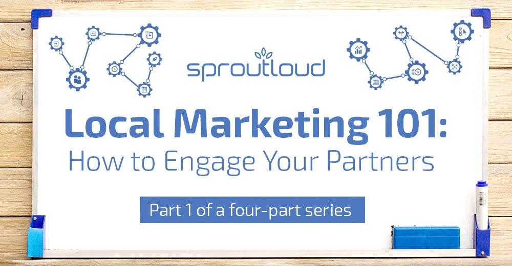 Local Marketing: Partner engagement