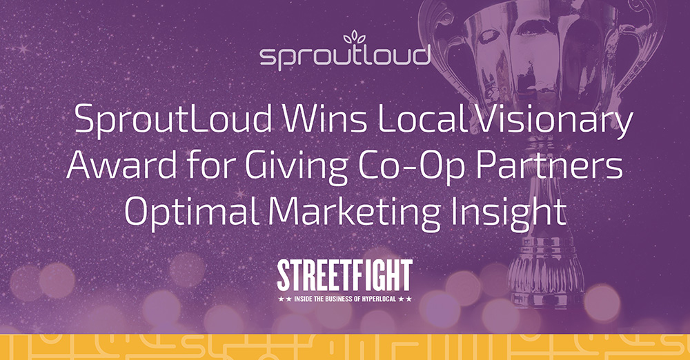 SproutLoud Wins Street Fight Local Visionary Award