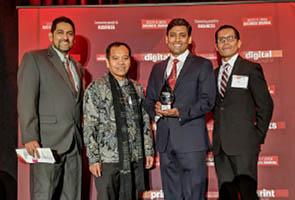 SproutLoud's Anjan Upadhya Wins CIO of the Year