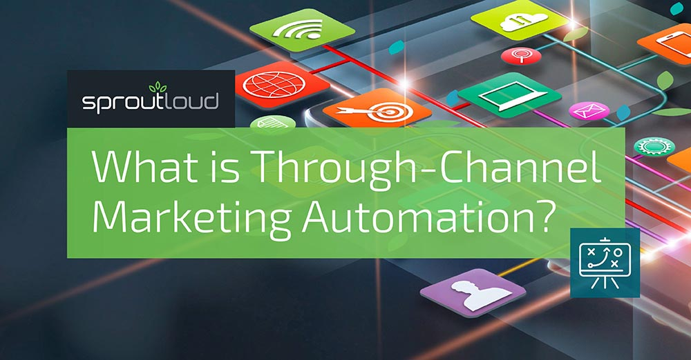 What is Through-Channel Marketing Automation?