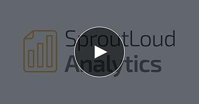 SproutLoud Analytics | video