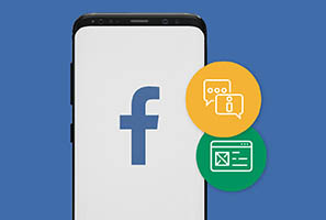 Facebook Advertising, Boosted Posts and Organic Messaging
