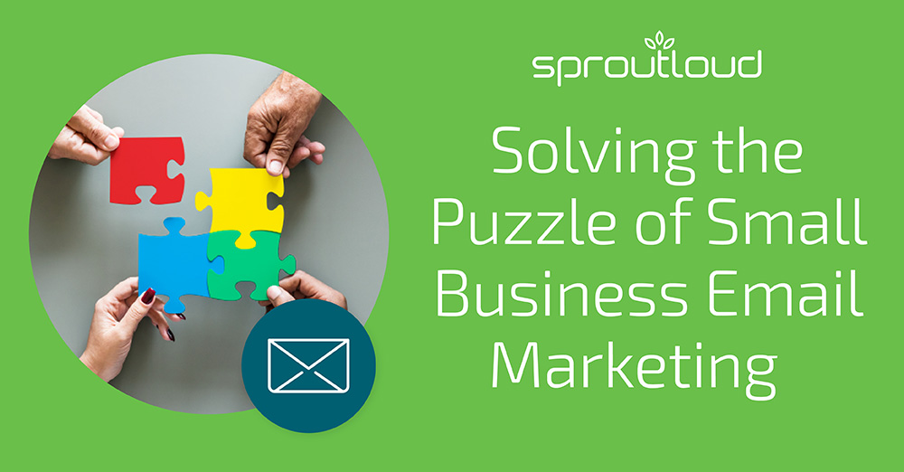 Solving the Puzzle of Small Business Email Marketing