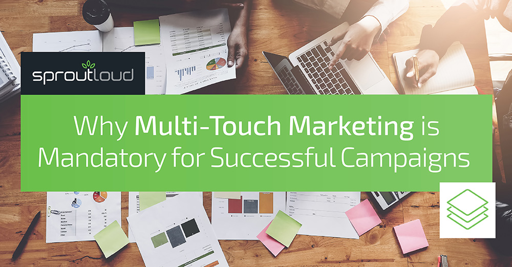 Why Multi-Touch Marketing is Mandatory for Successful Campaigns