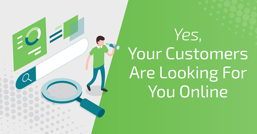Partner Insights - Customers looking for you online