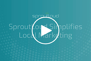 SproutLoud Simplifies Local Marketing