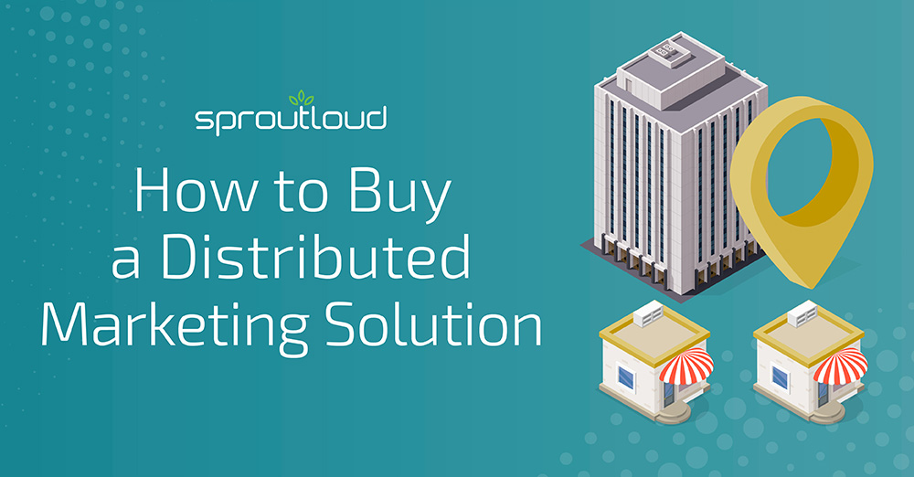 How to Buy a Distributed Marketing Solution