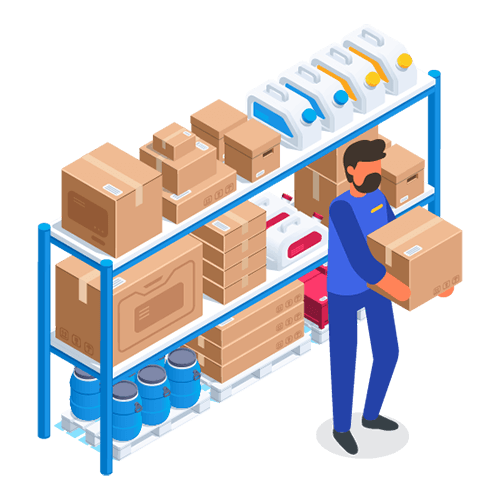 Distributed Marketing for distributors