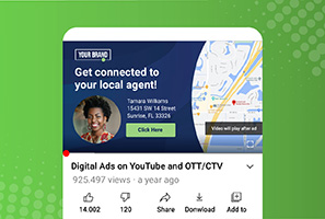 Digital Ads on YouTube and OTT-CTV Help Drive Local Sales