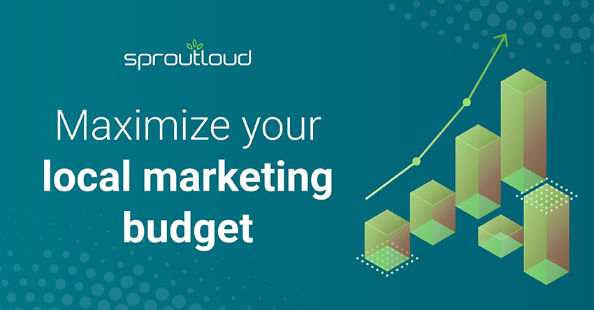 Maximize Your Local Marketing Budget